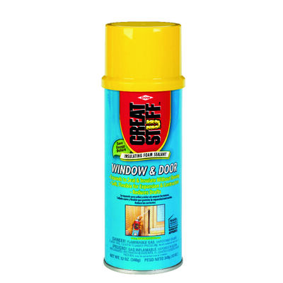 Great Stuff Window & Door Insulating Foam Sealant 12 oz.