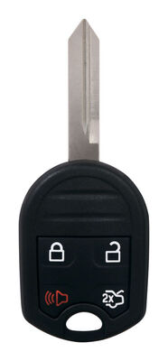 DURACELL Advanced Remote Automotive Replacement Key Ford CWTWB1U793 Remote Head Key Double side
