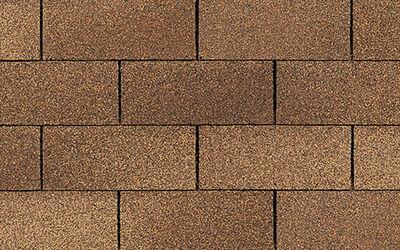 Roof Suprme 3 tab Desert Tan