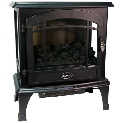 Sanibel 3-Sided Infrared Quartz Electric Stove