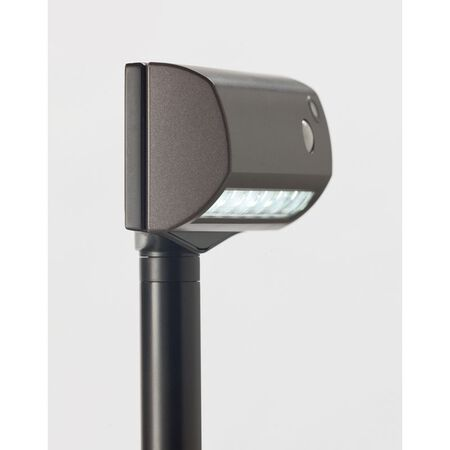 Fulcrum LIGHT IT Battery Operated LED Motion Sensor Pathway Light Bronze