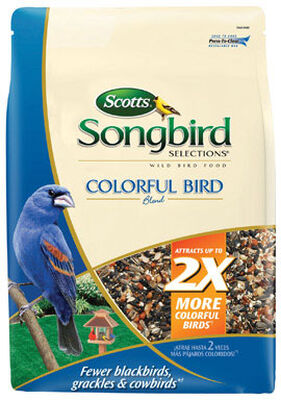 Audubon Park Songbird Assorted Species Wild Bird Food Millet 4 lb.