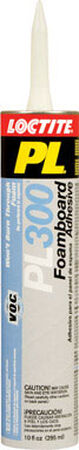 Loctite Pro Line 300 Foamboard Construction Adhesive 10 oz.