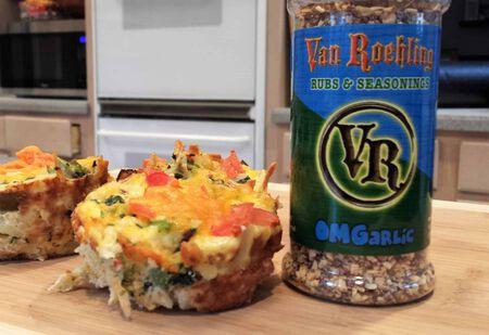 Van Roehling OMGarlic Seasoning
