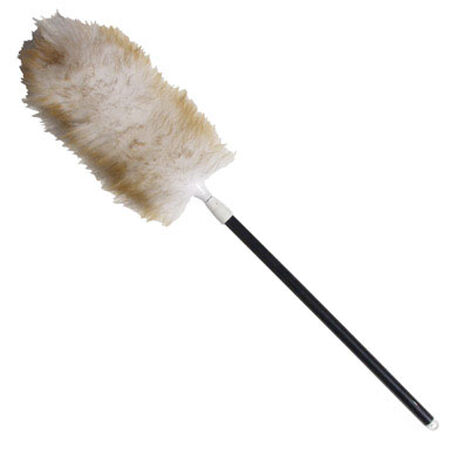 Unger Lambs Wool Duster 14 in. W x 43 in. L 1 pk