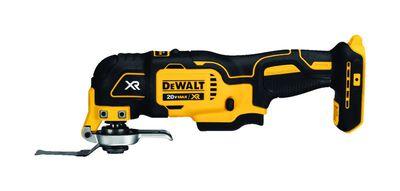 DeWalt XR 20 volt Cordless Oscillating Multi-Tool 20000 opm Yellow 1 pc.