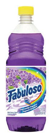 Fabuloso Lavender Scent All Purpose Cleaner 22 oz. Liquid For Multi-Surface