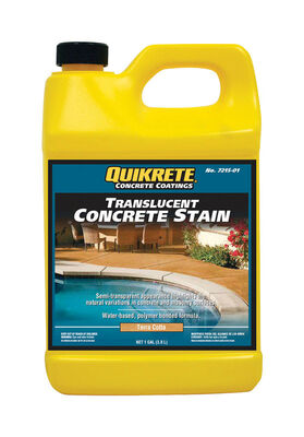 GAL TRANS CONCR STAIN-T COTTA
