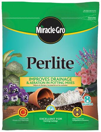 Miracle-Gro Perlite Organic 8 qt. Bagged