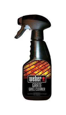 Weber 8 oz. Grate Grill Cleaner