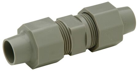 Qest 3/4 in. Dia. x 3/4 in. Dia. CTS To CTS Polybutylene Coupling