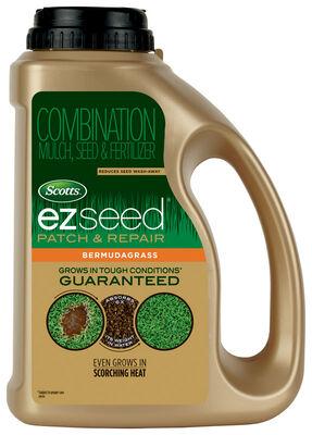 Scotts Ez Seed Seed Mulch & Fertilizer Bermuda 3.75 lb.