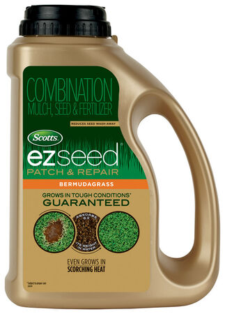 Scotts Ez Seed Seed Mulch & Fertilizer Bermuda 3.75 lb.