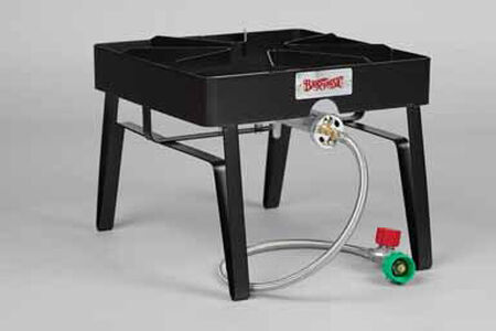 Bayou Classic Steel Liquid Propane-LP Outdoor Cooker