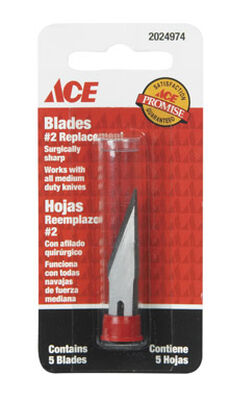 Ace Knife Blades