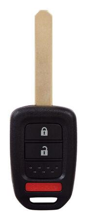 DURACELL Renewal Kit Automotive Replacement Key Honda MLBHL1K6-1TA/MLBHLIK6-1T 3-Button Remote H