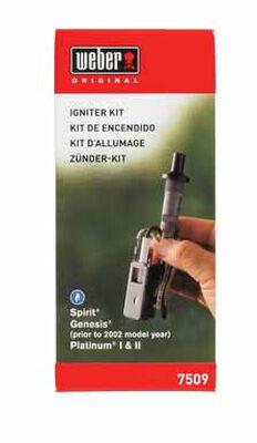 Weber Plastic Grill Igniter Kit 6.1 in. H x 2.7 in. W x 2.7 in. D