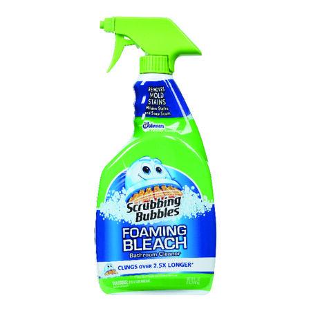 Scrubbing Bubbles Foaming Bleach Bathroom Cleaner 32 oz.
