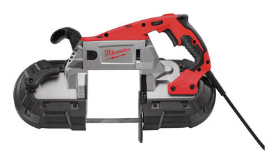Milwaukee Bench Band Saw Kit 11 amps 120 volts