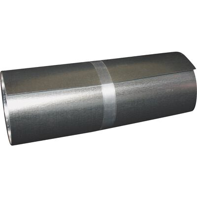 Amerimax Galvanized Steel Roll Valley Flashing Silver 16 in. H x 50 ft. L x 5-1/2 in. W Roof Fla
