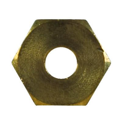 JMF Brass Compression Nut 1/8 in.