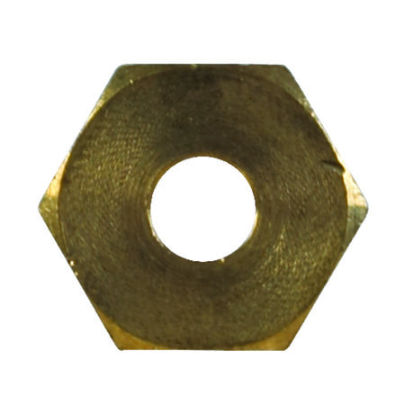 JMF Brass Compression Nut 1/8 in.