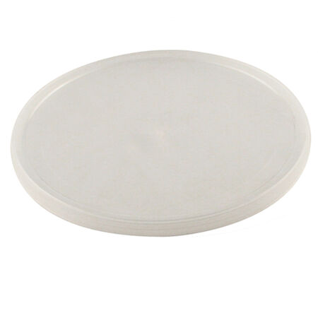 Leaktite White 2.5 qt. Plastic Bucket Lid