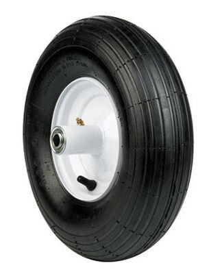 Arnold Wheelbarrow Tire 14 in. Dia. 445 lb. Butyl Rubber