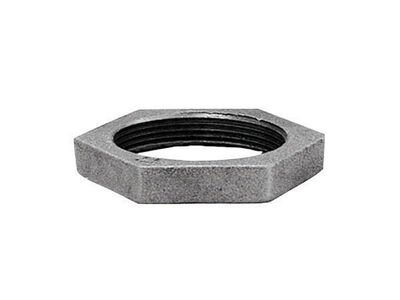 Anvil 3/4 in. Dia. FPT Galvanized Steel Lock Nut