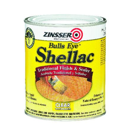 Zinsser Bulls Eye Finish and Sealer 1 qt.