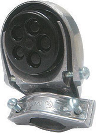Sigma 2-1/2 in. Dia. Aluminum Service Entrance Head
