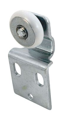Prime-Line 3/4 in. Dia. Plastic/Steel Roller Assembly 2
