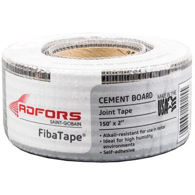 FibaTape Cement Board Joint Tape Fiberglass Self Adhesive 2 in. W x 150 ft. L