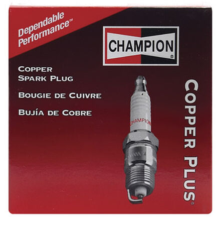 Champion Copper Plus Spark Plug RN9YC