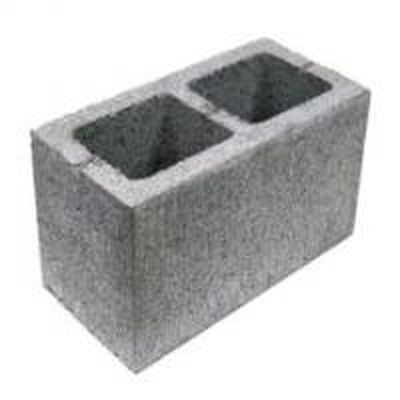 "Cinder Block light weight 8"" X 8"" X 16"""