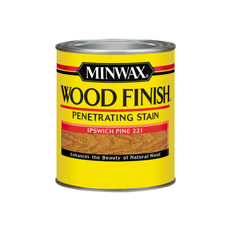 Minwax Wood Finish Semi-Transparent Ipswich Pine Oil-Based Wood Stain 1 qt.
