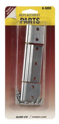 Prime-Line 5.25 in. H x 3/4 in. L Aluminum Door Hinge 1 1 in. Aluminum