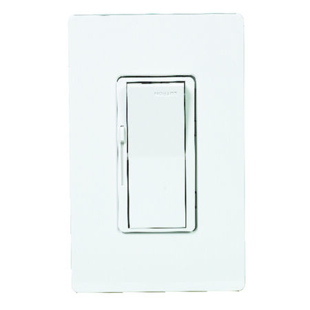 Lutron Diva 5 amps 600 watts Three-Way Dimmer Switch White