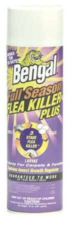 Bengal Full Season Flea Insect Killer For Ticks and Fleas 16 oz.