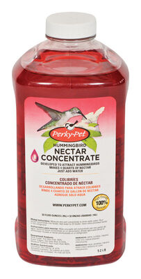 Woodstream Hummingbird Nectar Concentrate Sucrose 32 oz.