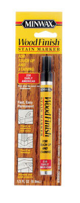 Minwax Wood Finish Transparent Oil-Based Stain Marker Early American 1/3 oz.
