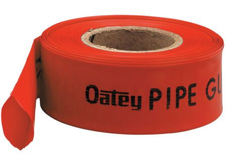 Oatey 200 ft. L Polyethylene Pipe Guard 1 in.