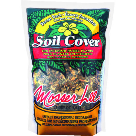 Mosser Lee Decorative Soil Cover Forest Bark 1.5 qt. 0.5 sq. ft.