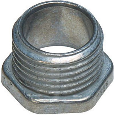 Sigma 1/2 in. Dia. Zinc Electrical Conduit Nipple