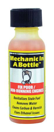 Mechanic In A Bottle Fuel Treatment 2 oz.