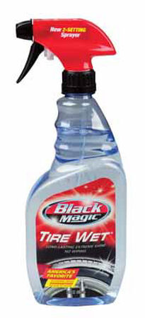 Black Magic Blue Coral 23 oz. Spray Bottle Tire Cleaner