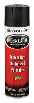Rust-Oleum Undercoating 15 oz. Black Spray Can