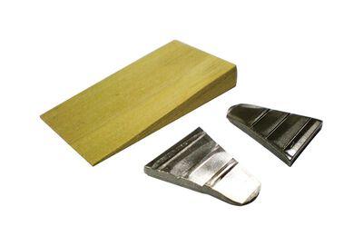 Link Handles Wood and Steel Hammer Wedges 1-1/4 in. L