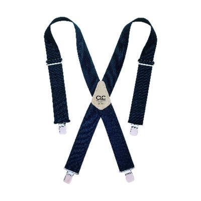 CLC Suspenders 12 in. x 4.5 in. x 1 in. Blue