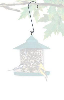 Perky-Pet Bird Feeder Hook Metal 12 lb.